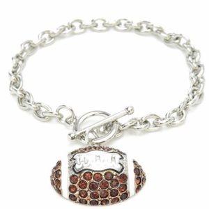 Jewelry - ⤵️   Football Charm Bracelet